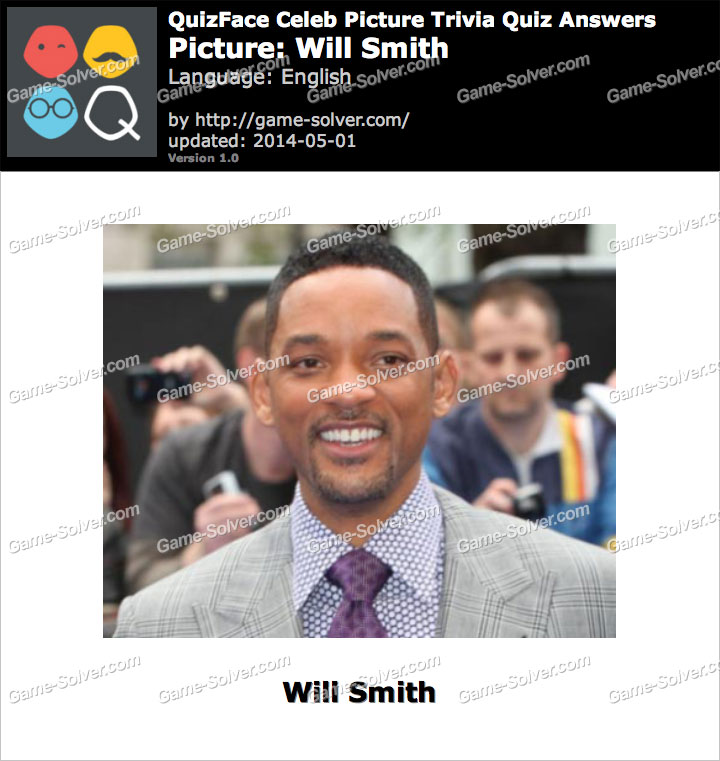 QuizFace Level Will Smith