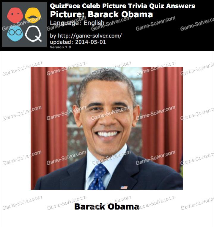 QuizFace Level Barack Obama
