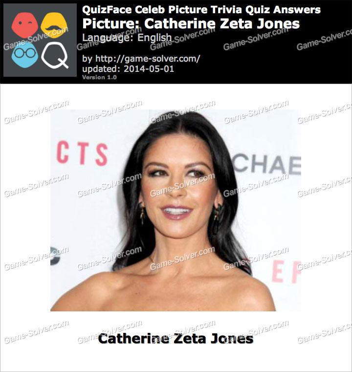 QuizFace Level Catherine Zeta Jones