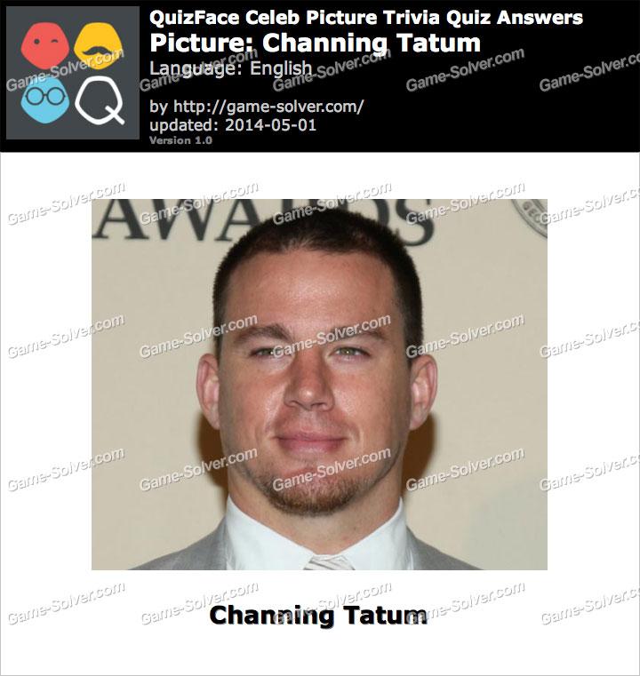 QuizFace Level Channing Tatum
