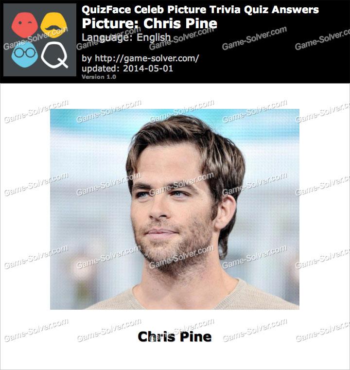 QuizFace Level Chris Pine