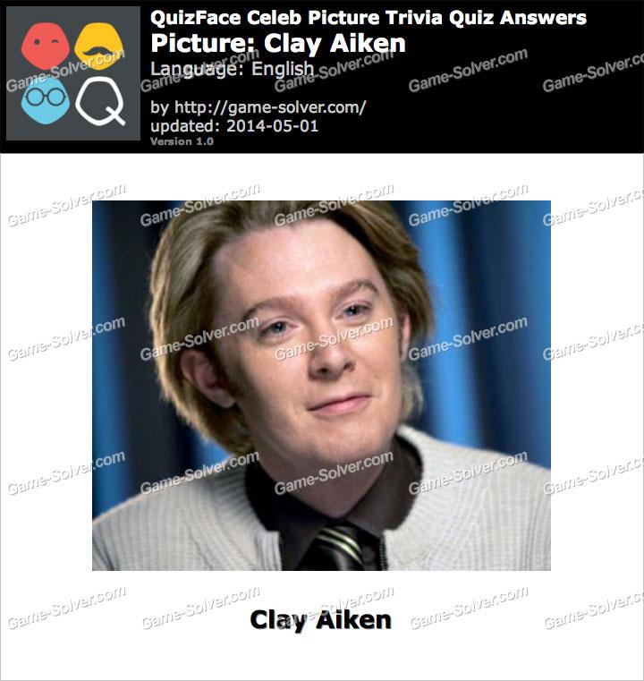 QuizFace Level Clay Aiken