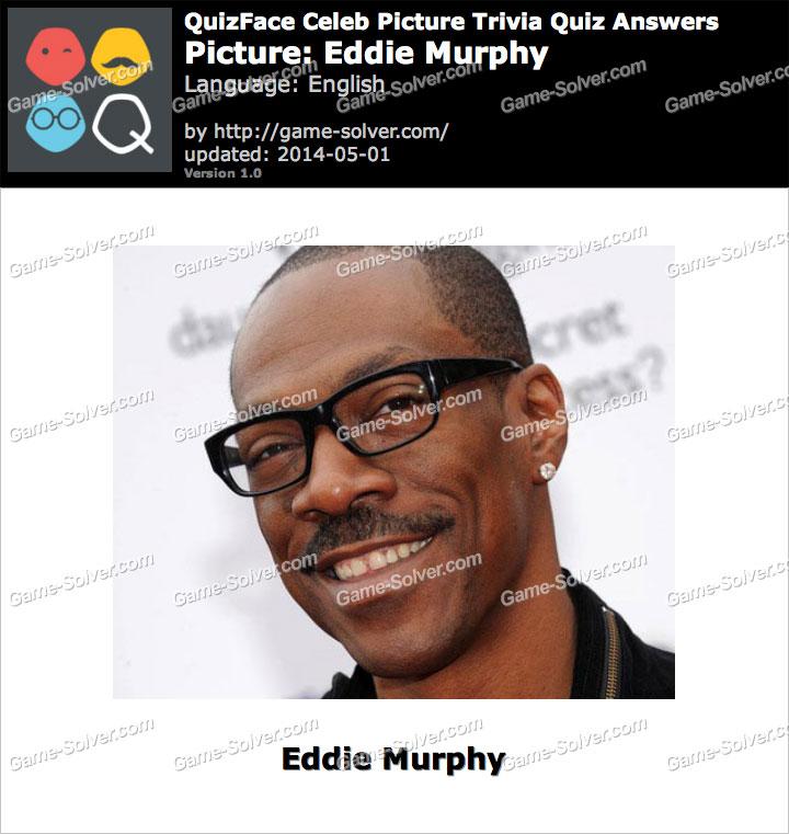 QuizFace Level Eddie Murphy