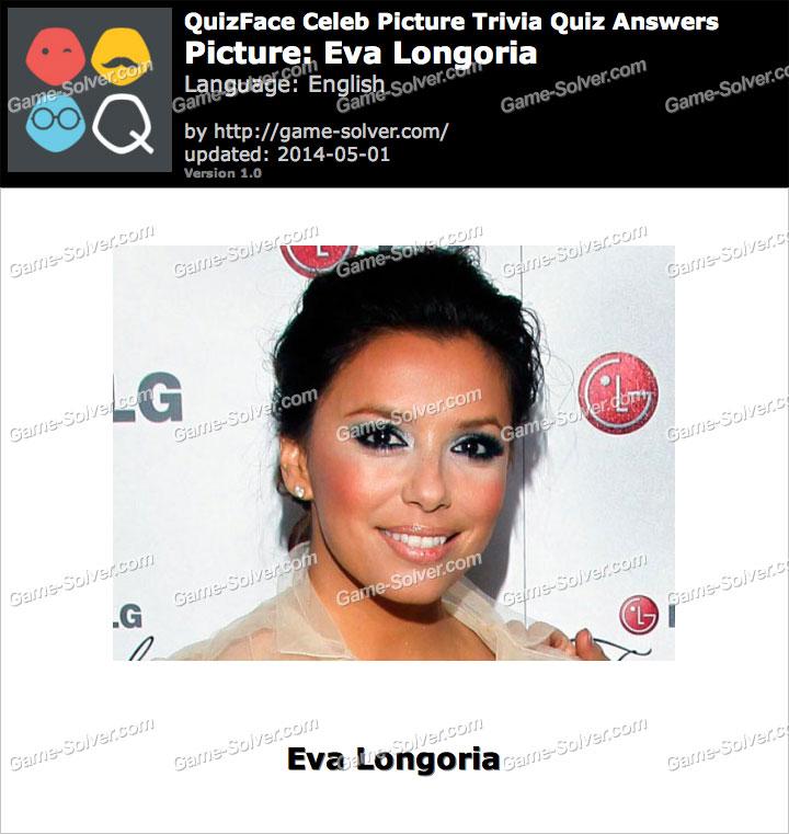 QuizFace Level Eva Longoria