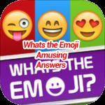 Whats The Emoji Amusing Answers