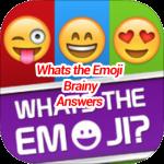 Whats The Emoji Brainy Answers