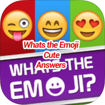 Whats The Emoji Cute Answers