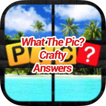 Whats The Pic Crafty Answers