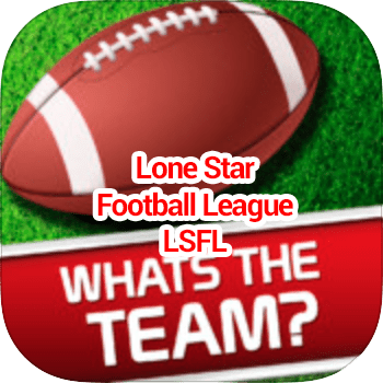 Whats The Team Lone Star Football League LSFL Answers