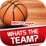 Whats The Team NBA D-League Answers