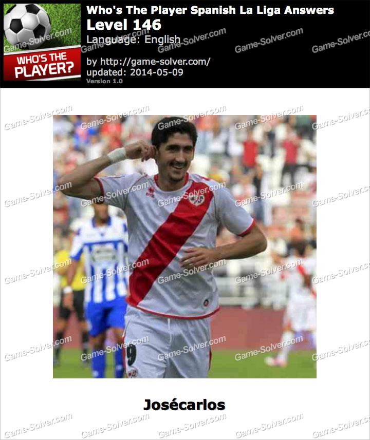 Who's The Player Spanish La Liga Level 146