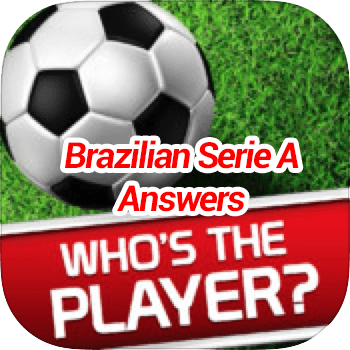 Whos The Player Brazilian Serie A Answers