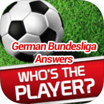 Whos The Player German Bundesliga Answers