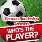Who's The Player German Bundesliga Answers
