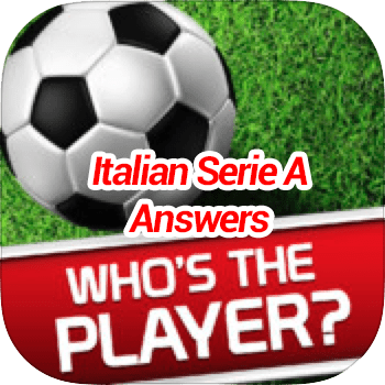 Whos The Player Italian Serie A Answers