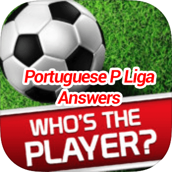 Whos The Player Portuguese P Liga Answers