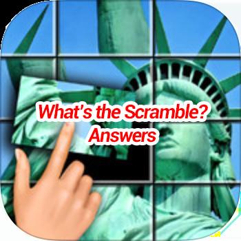 Whats The Scramble Answers