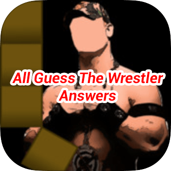 All Guess The Wrestler Answers