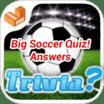 Big Soccer Quiz Answers