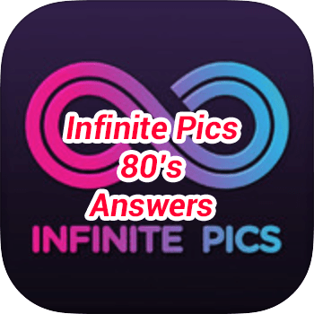 Infinite Pics 80s Answers