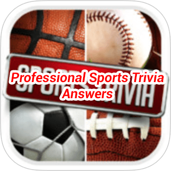 Professional Sports Trivia Answers