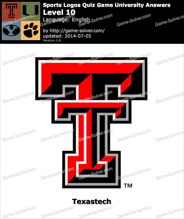 Sports Logos Quiz Game University Level 10