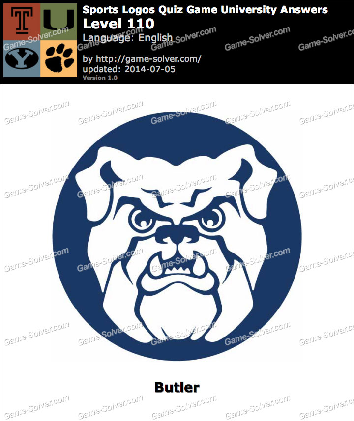 Sports Logos Quiz Game University Level 110