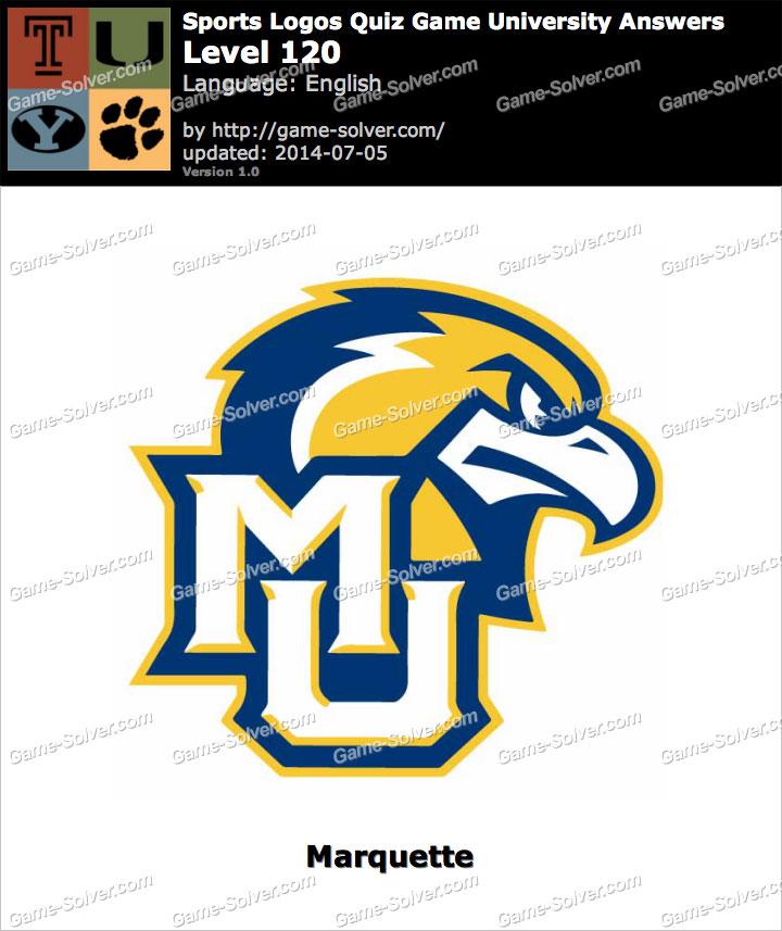 Sports Logos Quiz Game University Level 120