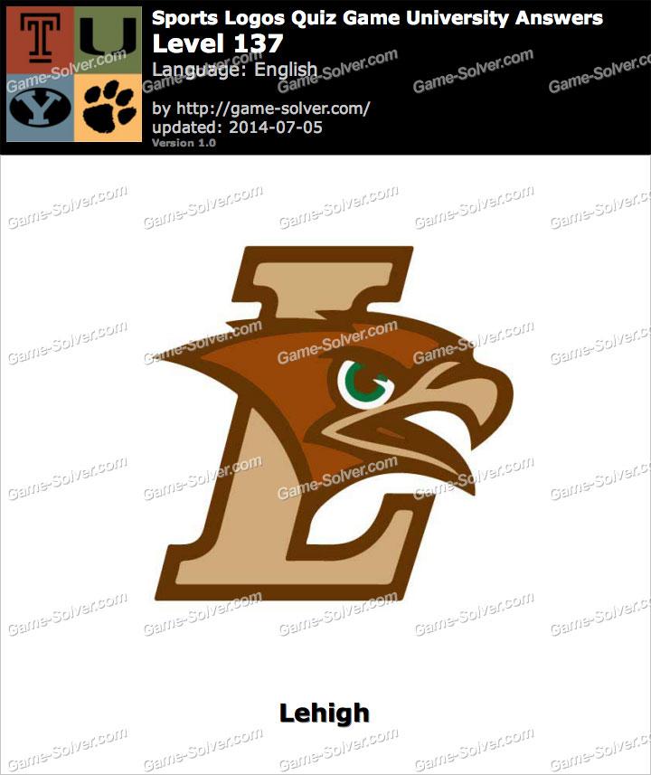 Sports Logos Quiz Game University Level 137