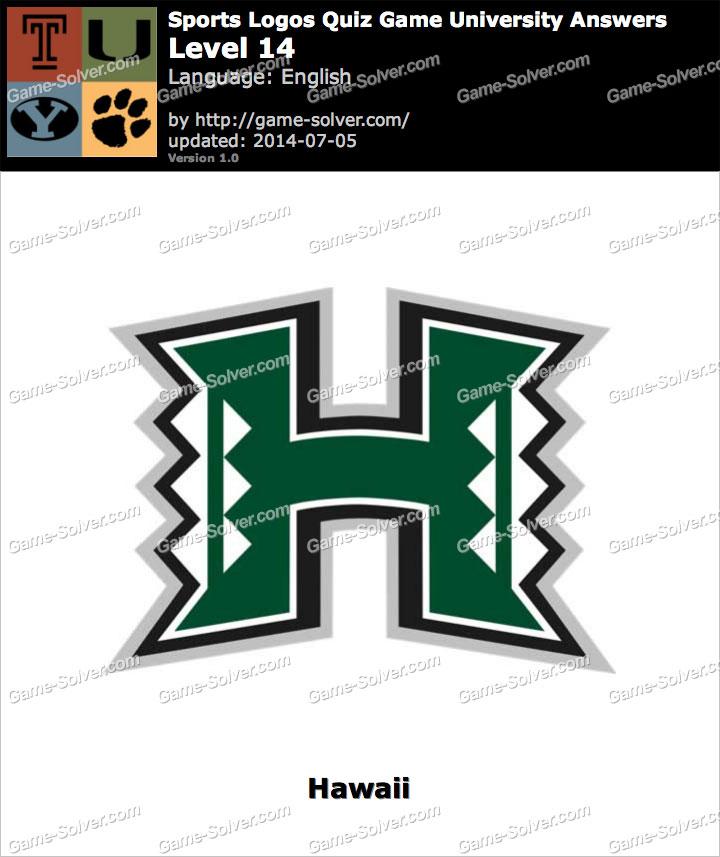 Sports Logos Quiz Game University Level 14
