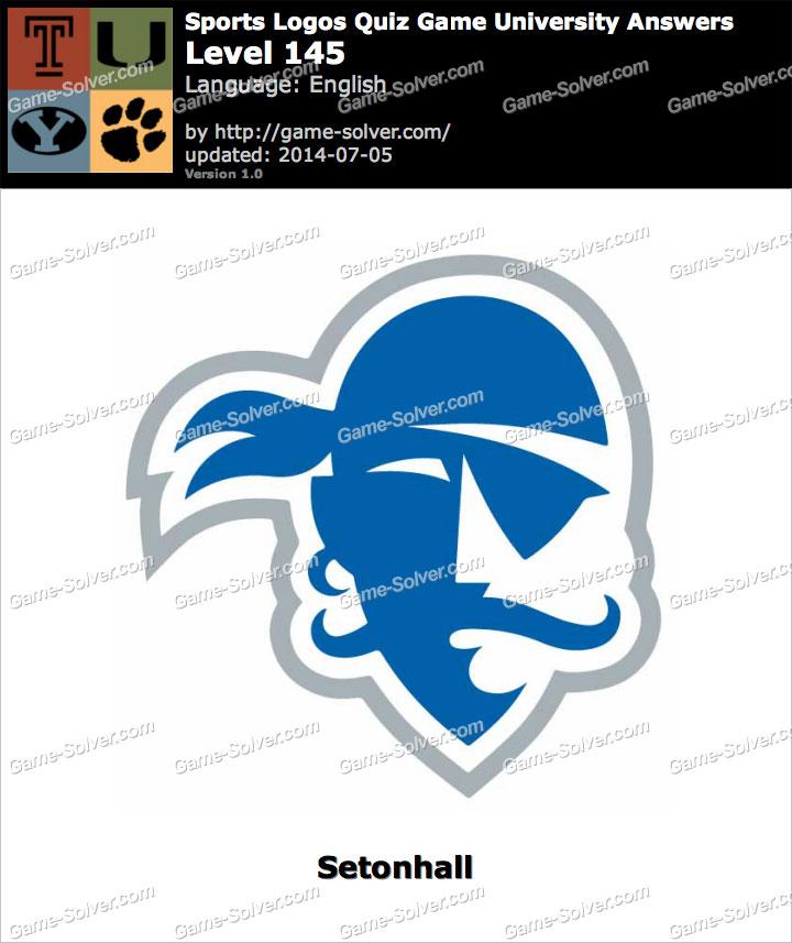 Sports Logos Quiz Game University Level 145