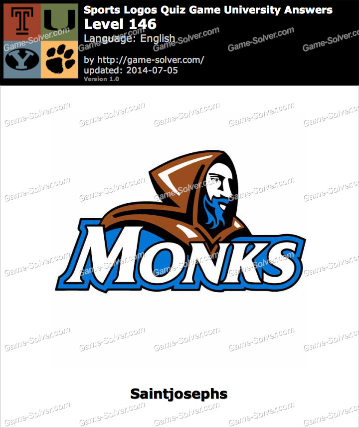 Sports Logos Quiz Game University Level 146
