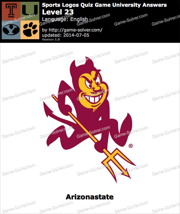 Sports Logos Quiz Game University Level 23