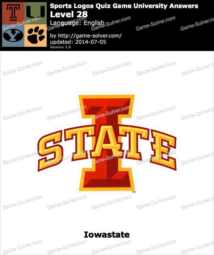 Sports Logos Quiz Game University Level 28