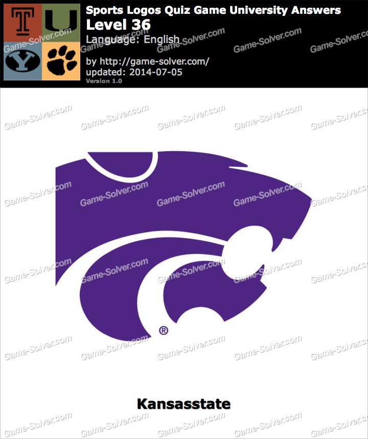 Sports Logos Quiz Game University Level 36
