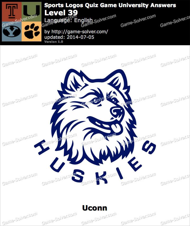 Sports Logos Quiz Game University Level 39
