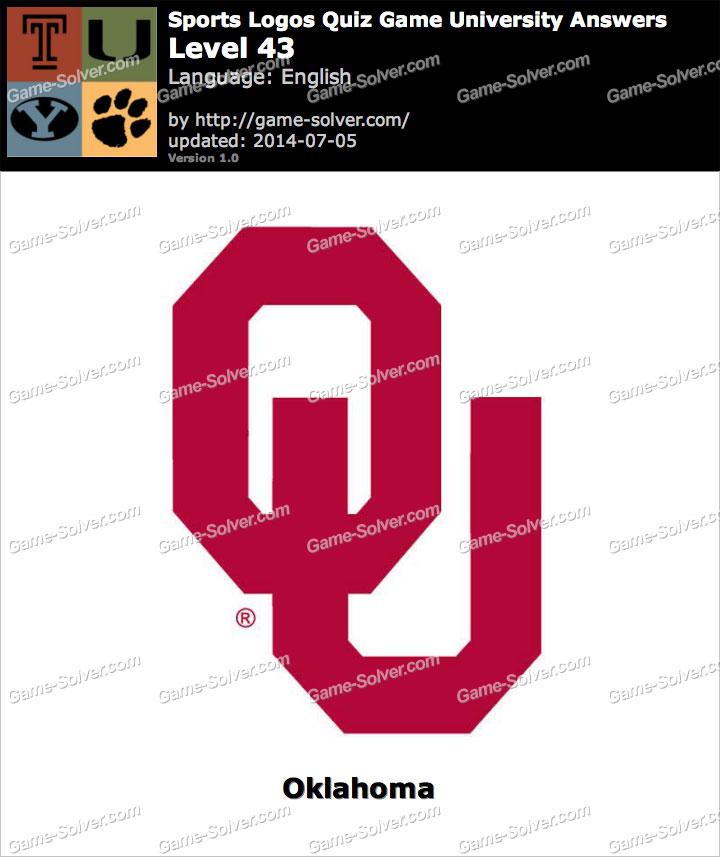 Sports Logos Quiz Game University Level 43