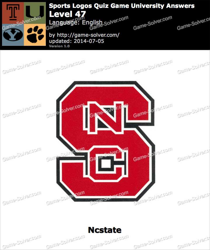Sports Logos Quiz Game University Level 47