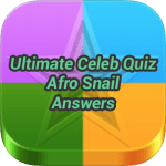 Ultimate Celeb Quiz Afro Snail Answers