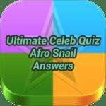 Ultimate Celeb Quiz Afro Snail
