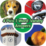 4 Pics 1 Word Variety Answers