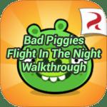 Bad Piggies Flight In The Night Walkthrough