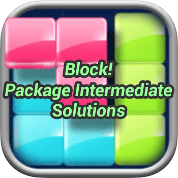 Block Package Intermediate Solutions