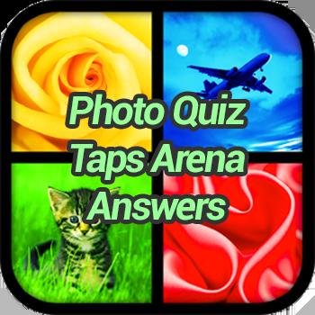 Photo Quiz Taps Arena Answers