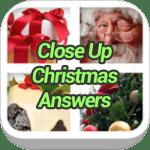 Close Up Christmas Answers