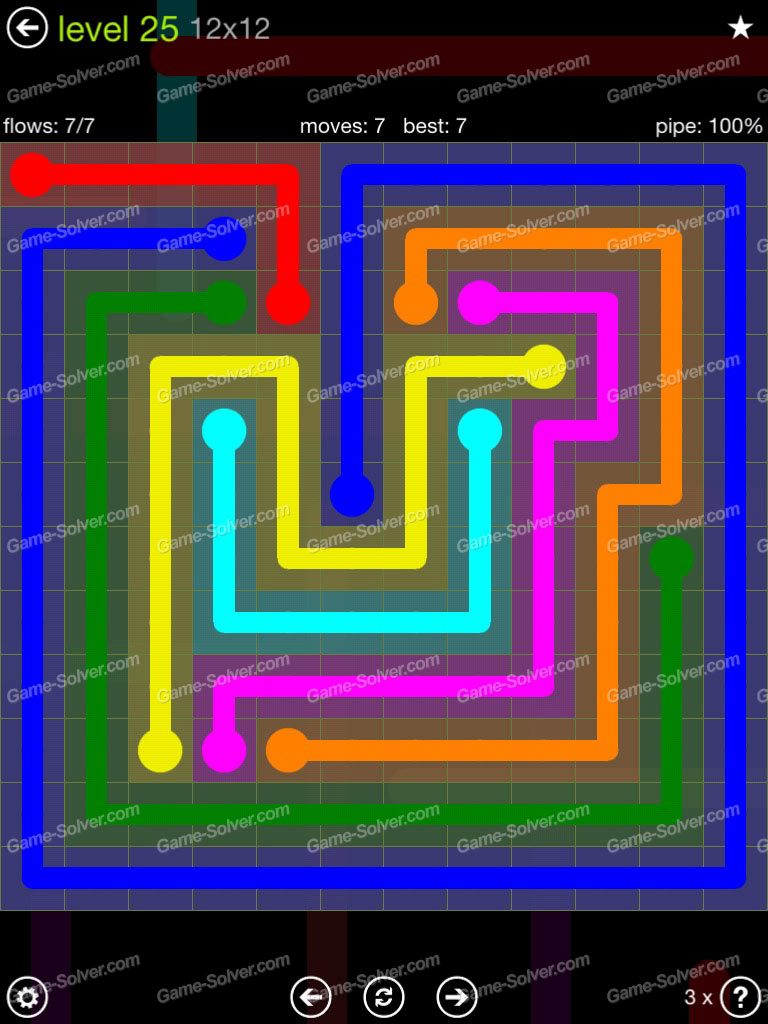 Flow Extreme Pack 12x12 Level 25