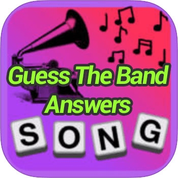 Guess The Band Answers