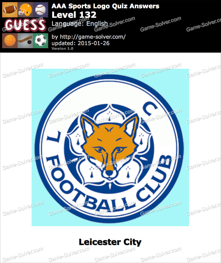 AAA Sports Logo Quiz Level 132