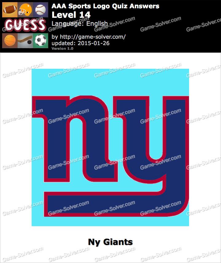 AAA Sports Logo Quiz Level 14