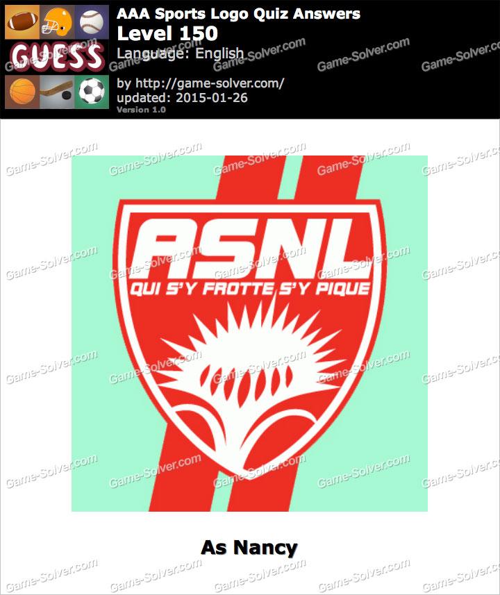 AAA Sports Logo Quiz Level 150